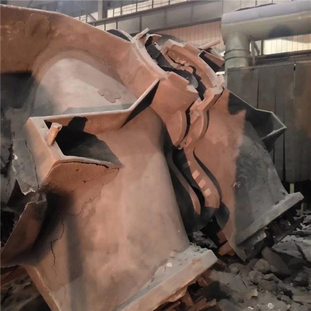 锂基膨润土应用于铸造涂料